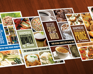 Mitsui Foods Pamphlets